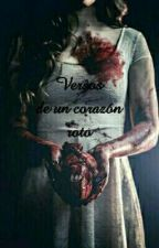 Versos de un corazón roto by zaweels_
