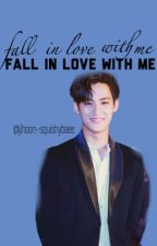 Fall In Love With Me //Mingyu And Tzuyu Fanfic. by Jihoon-Camera