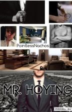 Mr. Hoying | Book 1  by PointlessNachos