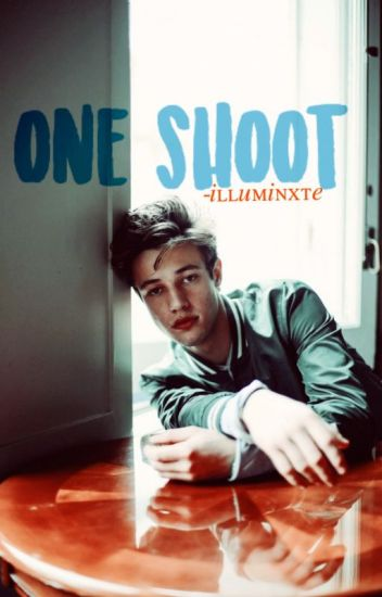 Cameron Dallas; One shoot.