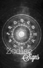 ZODIAC SIGNS by faexpsycho