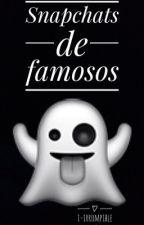 Snapchats De Famosos by I-Irrompible