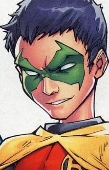 Damian Wayne x Slade's Daughter! Reader