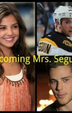 Becoming Mrs. Seguin by ChristineSeguin19