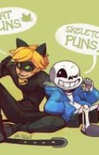 Undertale/Miraculous crossover by kpop_forever__
