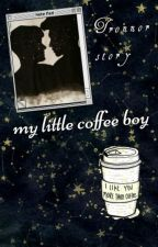 my little coffee boy✧ Tronnor  by notgoddess
