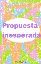 OneShot ~Propuesta inesperada~ (Jun X Dino) by YuMa17