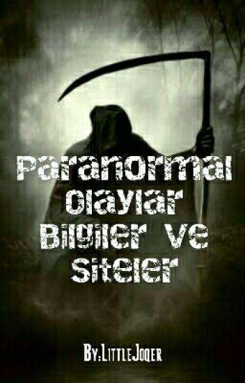 paranormal bilgiler