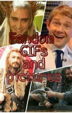 Fandom GIFs and pictures by Stormfire-