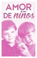 Amor De Niños ||Larry Stylinson by IllGetDrunkAgain
