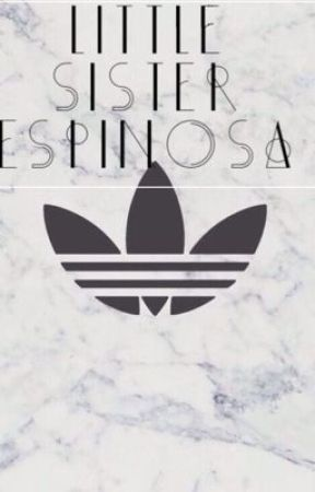 Little Sister Espinosa (Jacob And Hunter Fanfic) by Lilah_sartorius