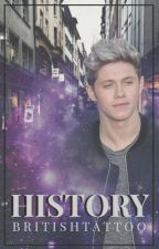 History ✖ Niall Horan a.u by britishtattoo