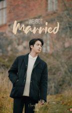 We Got Married? ;NamJin by onexkook