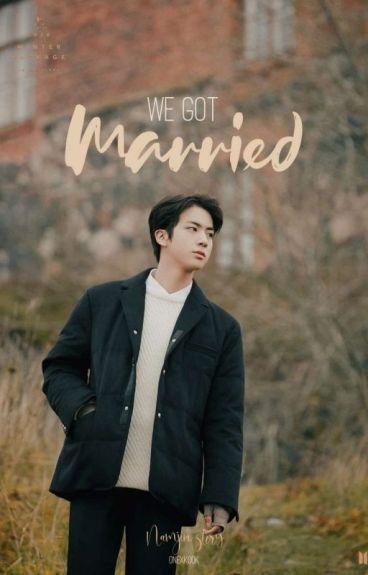 We Got Married? ;NamJin