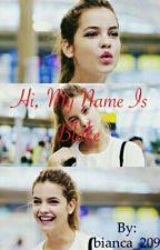 Hi, My Name Is Blake. by bianca_209