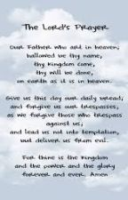 The Lord's Prayer: A Testimony of Healing by Patches329