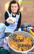 ¿Un tamal güerito? | Humor | by yoongi_issues
