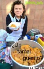 ¿Un tamal güerito? | Humor | by yoongi_issues