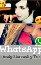 Whatsapp (Andy Biersack Y Tu) by LaPincheDiosa