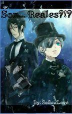 Kuroshitsuji: Son...  Reales?!? Ciel X Lectora by Sofuulove