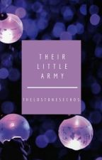 Their Little A.R.M.Y (Reader X BTS Fanfic) by thelostonesechos
