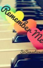 Remember Me? (Harry Styles/Zayn Malik Love Triangle) by SoSensational