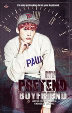 My Pretend Boyfriend [Astro Fanfiction] by QueenMichelsa