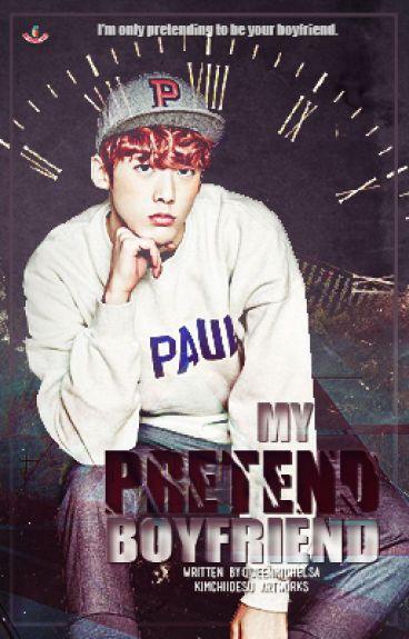 My Pretend Boyfriend [Astro Fanfiction]