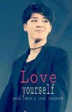 LOVE YOURSELF by Rainny-j