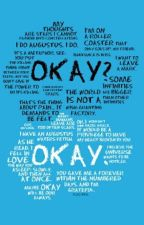 The Fault In Our Stars: Quotes That Touched My Heart by Fandomflab