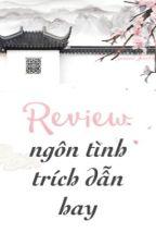 List Ngôn Tình Hay by Gemmie_nhiho
