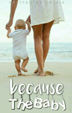 BECAUSE THE BABY (SUDAH TERBIT) by zmskia