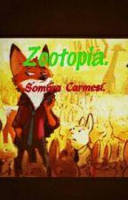 Zootopia: Fuego Carmesi  by Breackerpunch