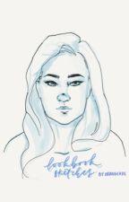 the lookbook: sketches by OrangeadeTD