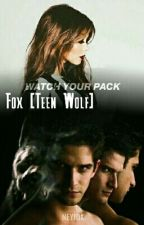 Fox [Teen Wolf] by MarieGasser7