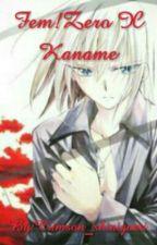 Fem!Zero X Kaname  {Vampire Knight Fanfiction} by Crimson_shinigami