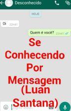 Se Conhecendo Por Mensagem (Luan Santana) by IsadoraSivec