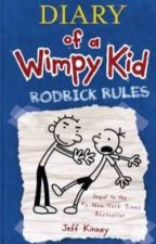 Diary of a wimpy kid rodrick rules by JainzerPerey