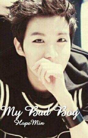 My Bad Boy by Alien_Min