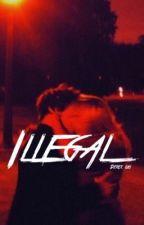 illegal + d.luh by Dereksmamis