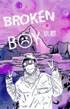broken boy ≫ tardy [wird überarbeitet] by bigbadbaum