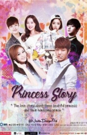 Princes Story {Complete} by YenniezYekoo