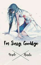 I'm Sorry , Goodbye by Mi-NaruHina