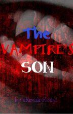 The Vampire's Son by abamalaykosayo