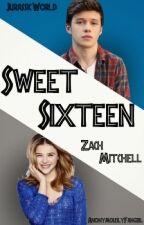 Sweet Sixteen • Zach Mitchell [Jurassic World] by AnonymouslyFangirl