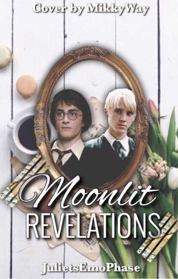 Moonlit Revelations (A Drarry FanFiction)