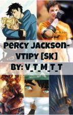 Percy Jackson- Vtipy [SK]✔ by V_T_M_T_T