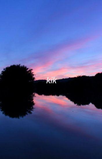KIK || MATTHEW DADDARIO