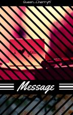 I love you message by _przytoomna_