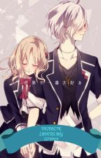 Diabolik Lovers:my Senpai by NyoPrussia13